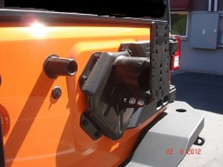 Auto Parts - Spare Tire Carrier