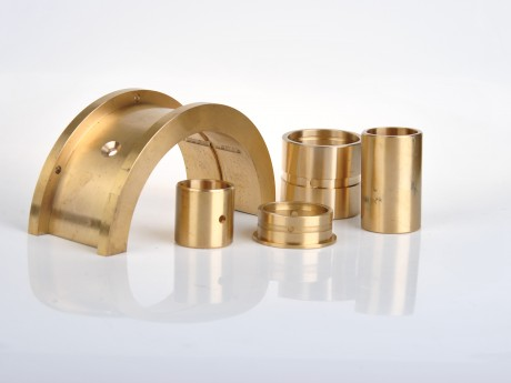 Sliding Bearing,JDB-1U Oil Groove Brass Bushing