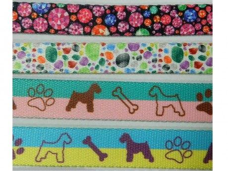 Dog Collar, Sublimated Dog Collars