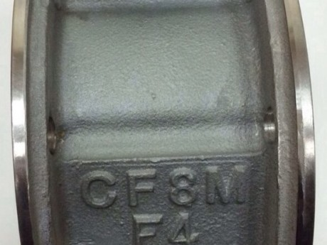 CF8M Ball Valve Body