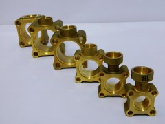 Brass Ball Valve Body