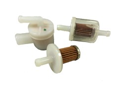 Plastic Fuel Filter